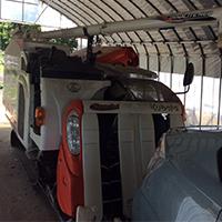 クボタ コンバイン ER438N 画像