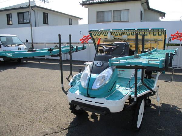 クボタの田植機を大郷町を大崎市のお客様より買取した記事画像