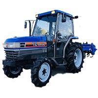 イセキ トラクター GEAS37 画像