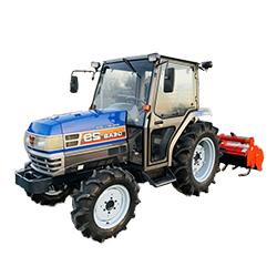 イセキ トラクター GEAS TG29 画像