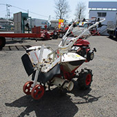マメトラ 管理機 MVR3-S 画像