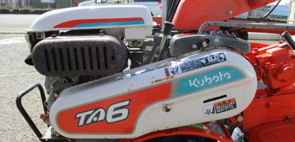 クボタ TA6 画像