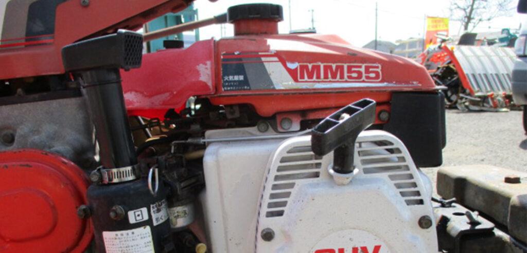 三菱 MM55 画像