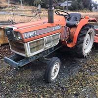 クボタ トラクター L1802 画像