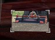 トラクター 付属品が付いていると査定額がUPする場合があります! 画像
