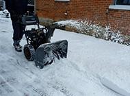 年式の新しい除雪機は高く売れます! 画像