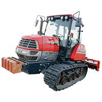 ヤンマー トラクター CT801 画像